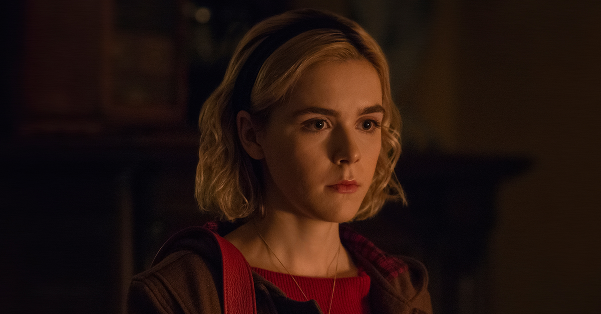 The Chilling Adventures of Sabrina Season 2 is Already Filming