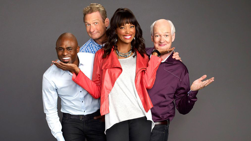 Whose Line is It Anyway and Four Other Shows Renewed By CW