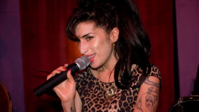 Monumental Pictures to Develop a Amy Winehouse Biopic