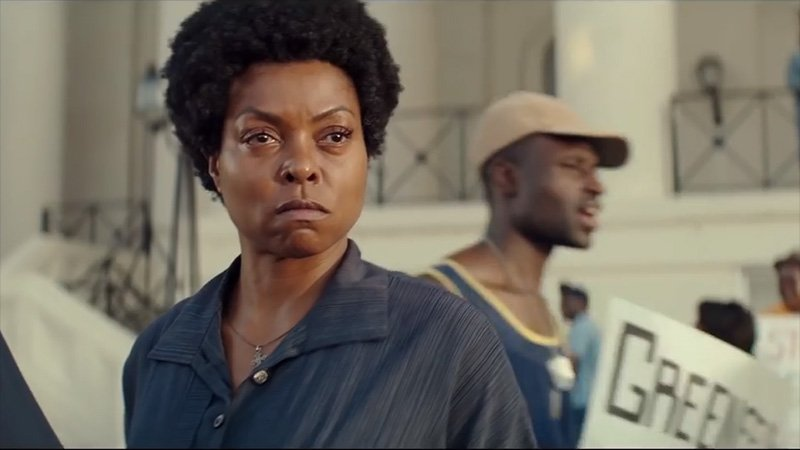 Taraji P. Henson Is Ann Atwater in The Best of Enemies Trailer