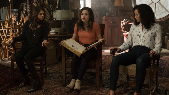 Charmed Season 1 Episode 1 Recap
