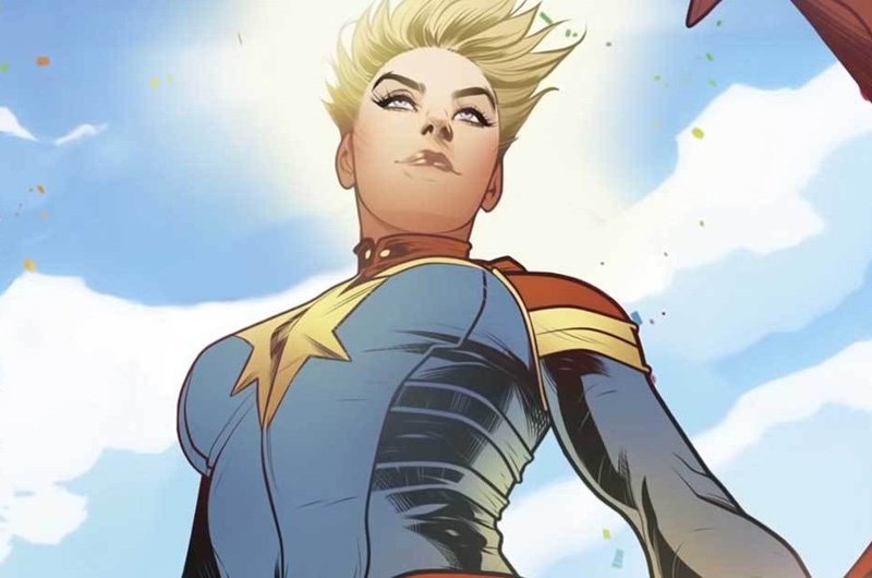 Marvel Nixes 40-year Old Captain Marvel Origin Story