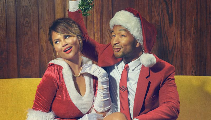 NBC to Air Holiday Music Special A Legendary Christmas with John and Chrissy