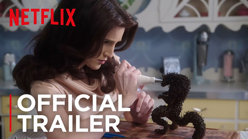 The Curious Creations of Christine McConnell Trailer Released