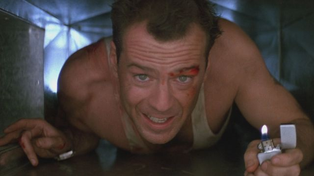 The Die Hard franchise ranked