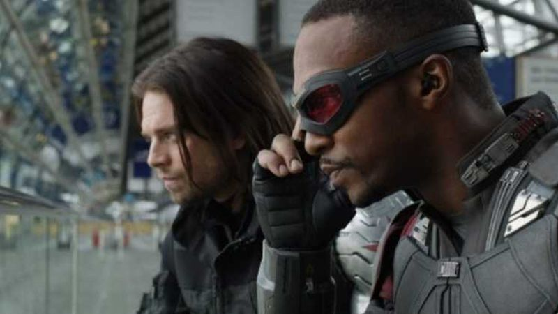 Fans React To Marvel Developing Falcon-Winter Soldier Series For Disney