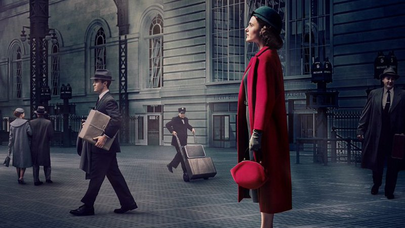 'The Marvelous Mrs. Maisel' Season 2 Trailer
