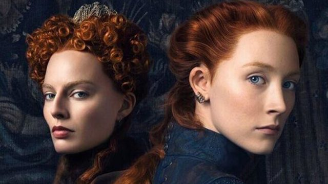 New Mary Queen of Scots poster reveals two queens, one future