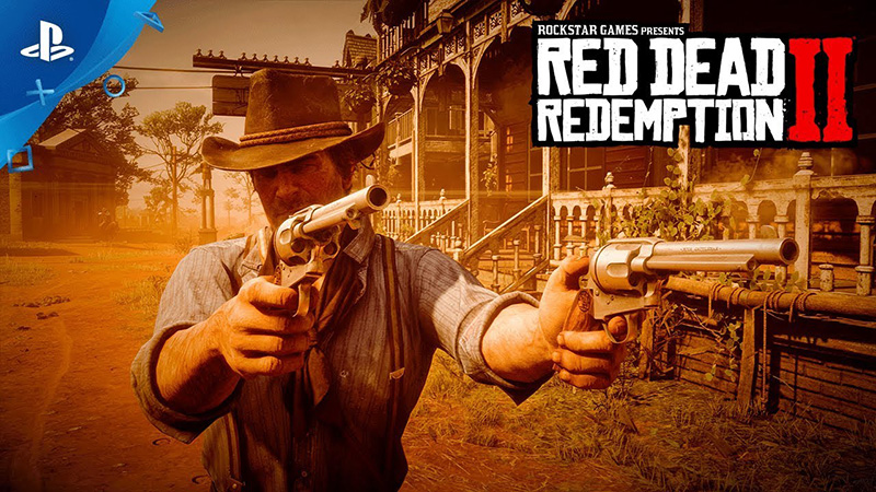 Red Dead Redemption 2 Gameplay Video Blends Story with Action