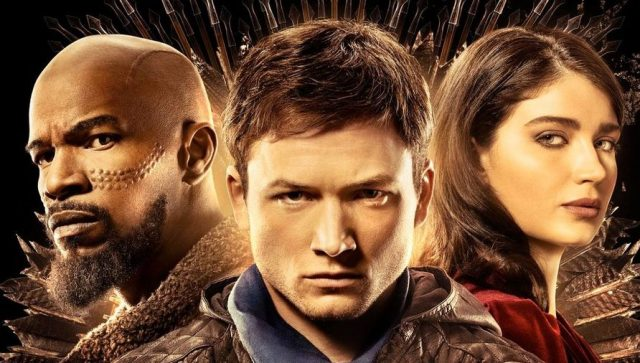 New Robin Hood Poster Features Taron Egerton as the Legend