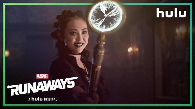 Marvel's Runaways Season 2 Teaser trailer Released