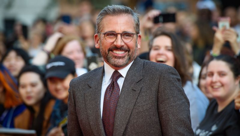 Steve Carell Returning to TV with Lead Role in Apple's Aniston/Witherspoon Drama