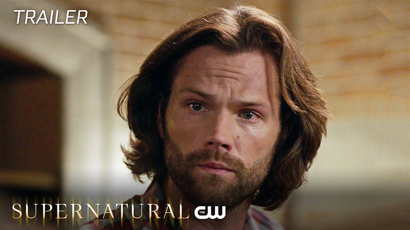 Supernatural Episode 14.02 'Gods and Monsters' Promo