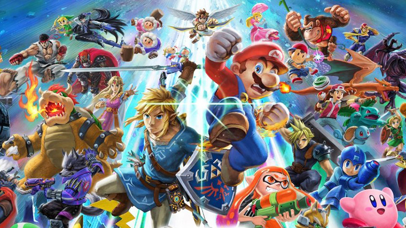 Final Super Smash Bros. Ultimate Nintendo Direct Reveals New Details