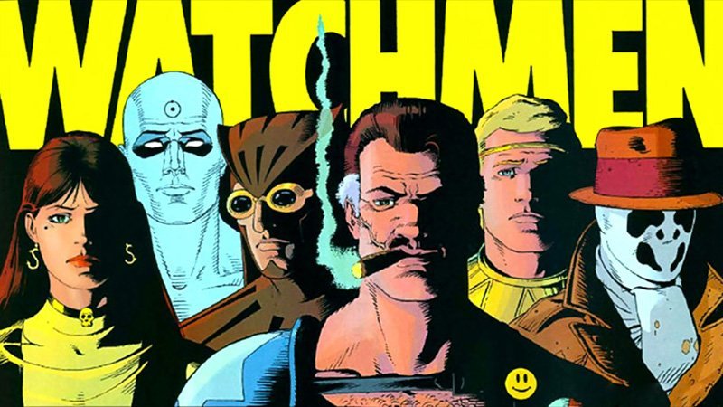 First Watchmen Teaser Image Released for Damon Lindelof's HBO Series