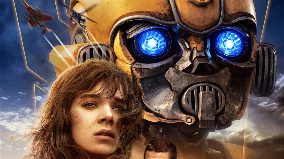 poster for the Bumblebee solo film