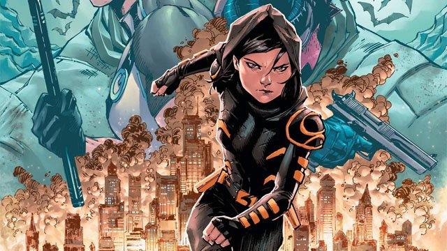 Birds Of Prey: Ella Jay Basco Cast As Cassandra Cain