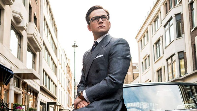 Taron Egerton Won't Appear in Next Kingsman Movie