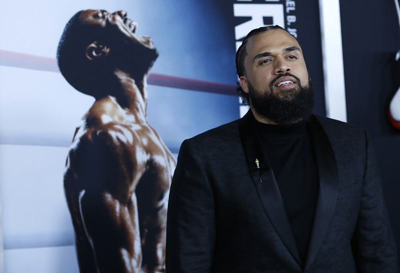 CS Interview: Director Steven Caple Jr. on Taking Creed II to the Next Level