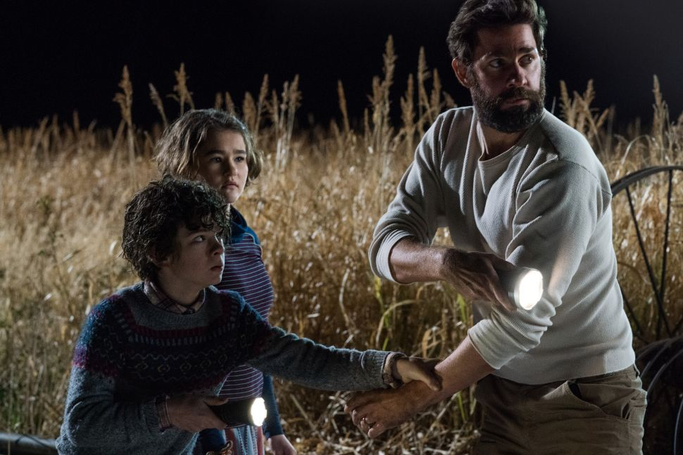 "John Krasinski Gives A Quiet Place Sequel Update: ""It Doesn't Feel Like A Sequel"""