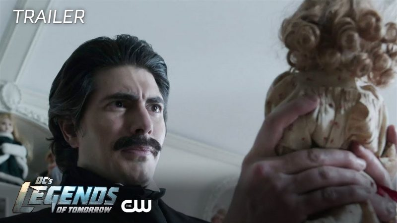 DC's Legends of Tomorrow episode 4.07 promo