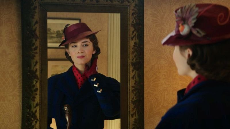 Disney Releases Behind-The-Scenes Featurette For Mary Poppins Returns