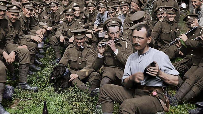 Peter Jackson's World War I Documentary Set For December Release