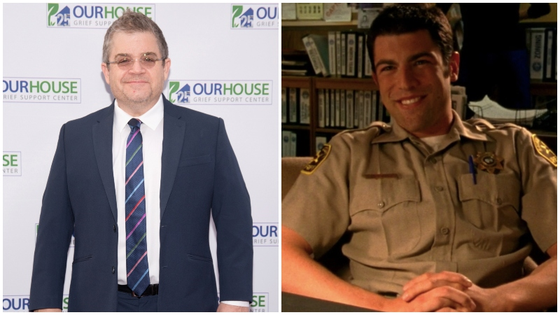 Patton Oswalt Joins Hulu's Veronica Mars with Max Greenfield to Return