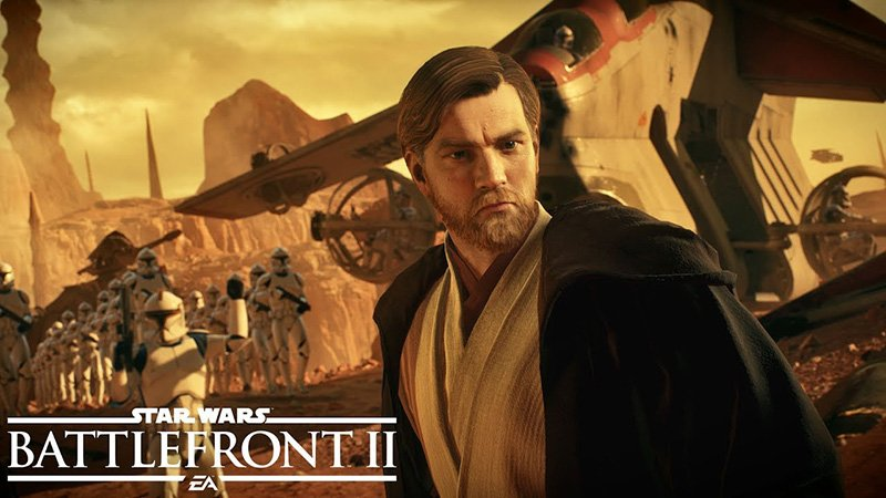 Star Wars Battlefront II: Battle of Geonosis Trailer Released