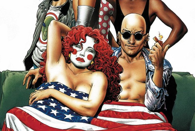 The Invisibles TV Series in Development With Creator Grant Morrison