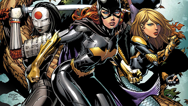 BIRDS OF PREY Movie Full Title Centers HARLEY QUINN