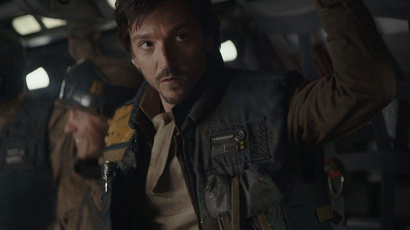 Diego Luna Reprising Cassian Andor Role in Star Wars Series