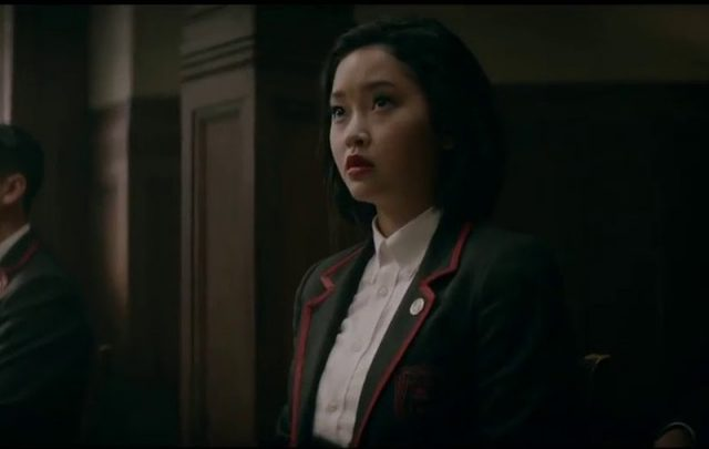 The Weak Doesn't Belong in the Academy in New Deadly Class Promos