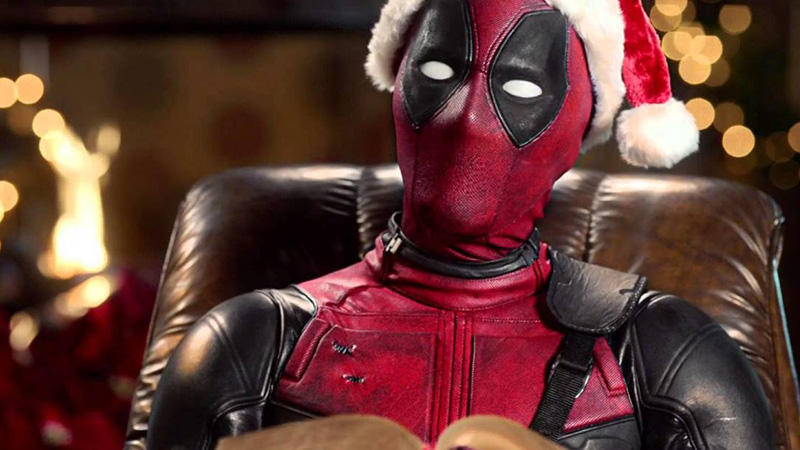 PG-13 Deadpool Christmas Movie Called Once Upon A Deadpool