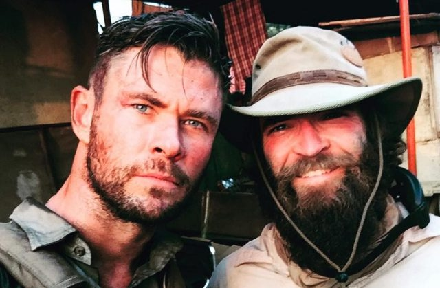 Dhaka: Set Photos Offer First Look at Chris Hemsworth's Character