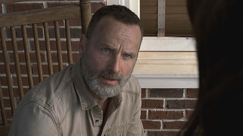 The Walking Dead Cast Pay Tribute to Andrew Lincoln