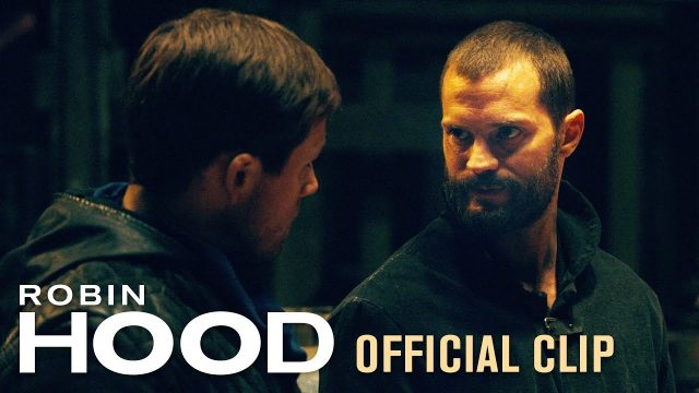 Robin Hood Continues with the Dangerous Mission in New Clip