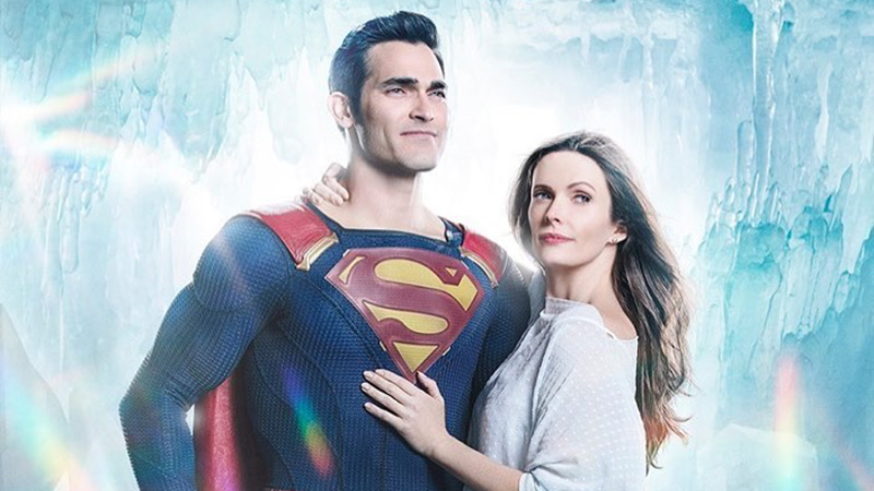 Tyler Hoechlin Reveals First Look at Superman & Lois Lane in Elseworlds