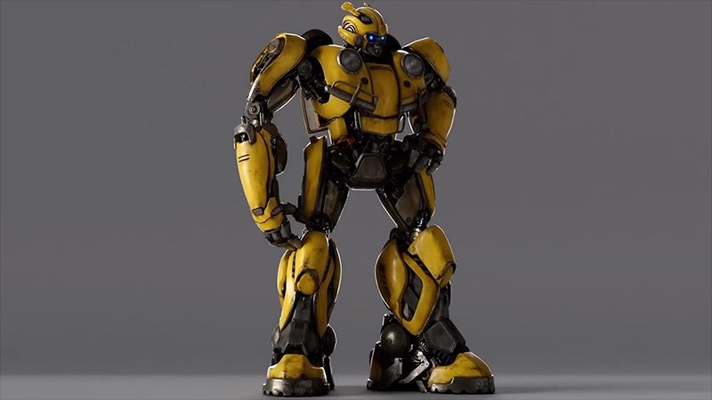 Bumblebee Featurette Reveals Sneak Peak at First Generation Design
