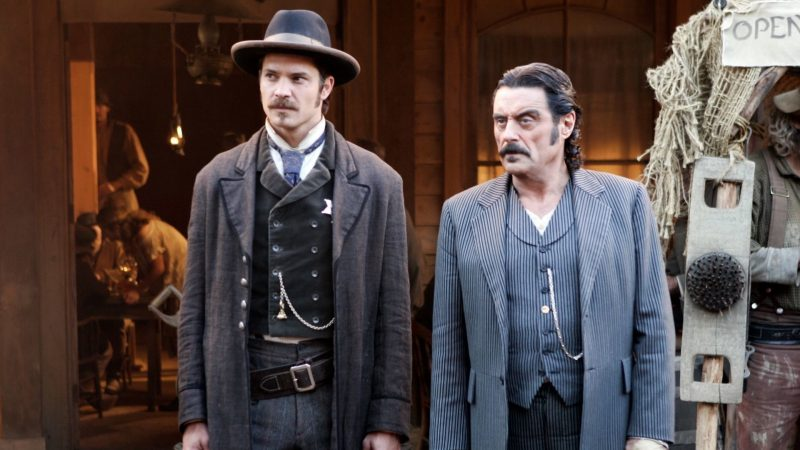 First Deadwood Movie Photos Debut