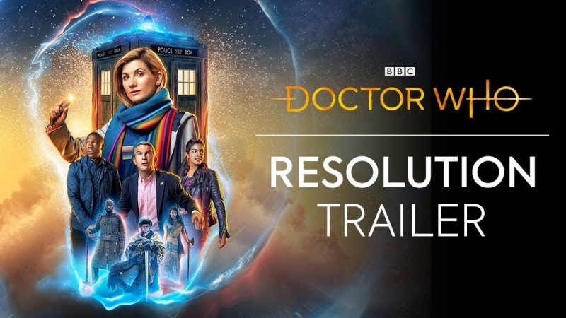 Doctor Who New Year's Special trailer