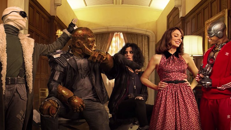 doom patrol tv show
