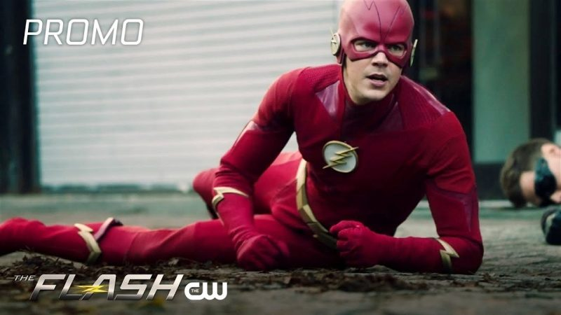 The Flash episode 5.10 promo