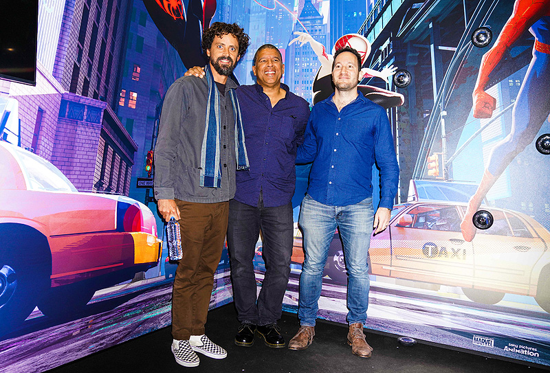 CS Interview: Spider-Man: Into the Spider-Verse Directors