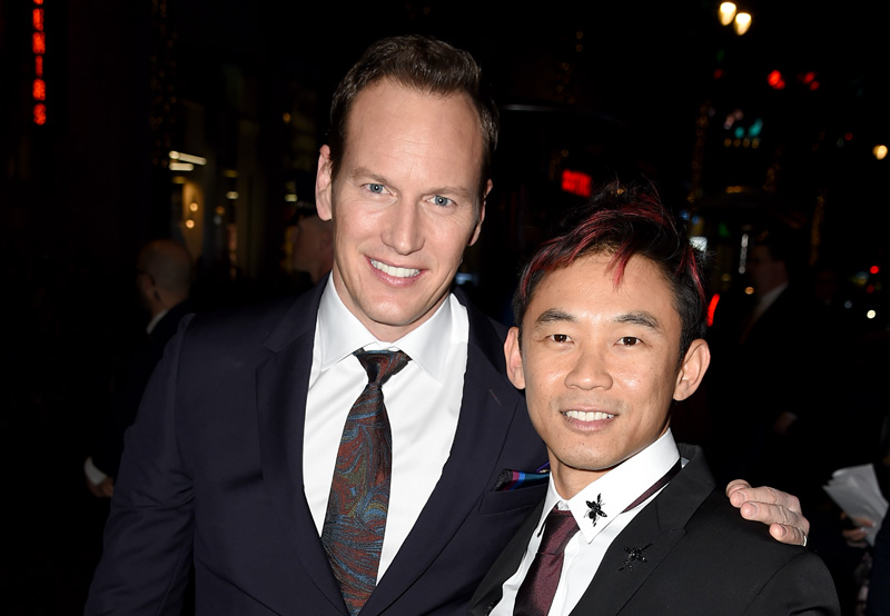 Exclusive: James Wan and Patrick Wilson on Aquaman 2 Possibilities