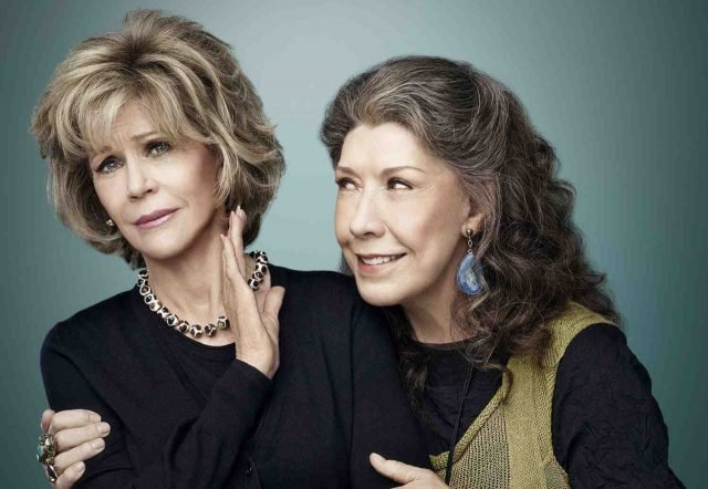 Grace and Frankie Sets Premiere Date for Season 5