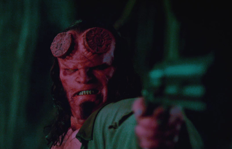 Here's Your Best Look at the New R-Rated 'Hellboy'