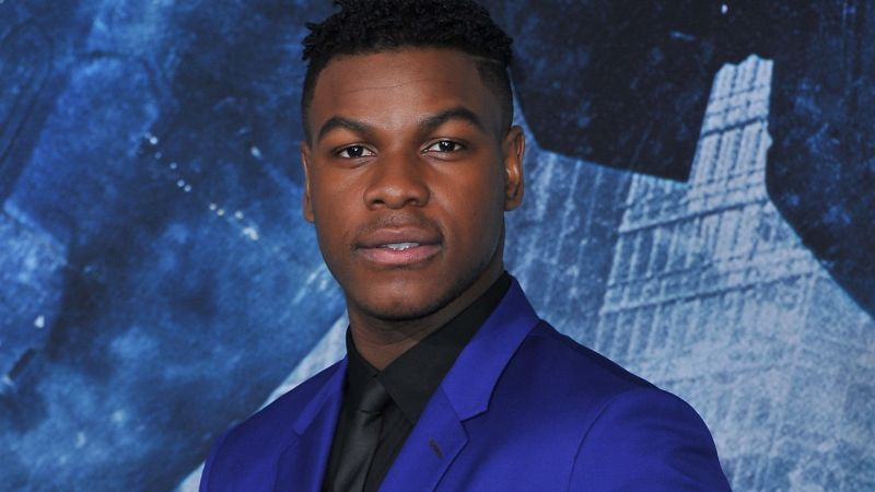 John Boyega Set to Tackle the Law in A Naked Singularity