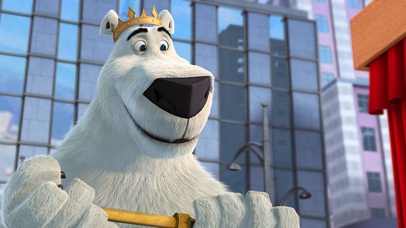 Lionsgate Releases Trailer For Norm of the North: Keys to the Kingdom