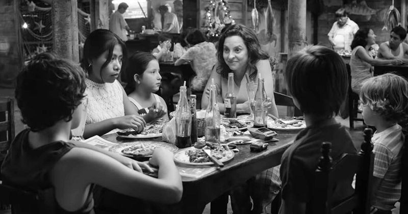 Netflix Set To Release ROMA in 600 Theaters Worldwide
